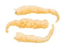 Dried chinese fish maw Stock Image