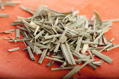 Dried citronella. Food, gastronomy, cuisine,cookery royalty free stock image