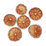 Dried citrus fruits Royalty Free Stock Photography