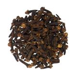 Dried cloves Royalty Free Stock Photography