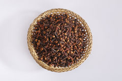 Dried cloves Royalty Free Stock Photos