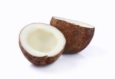 Dried Coconut Stock Photo