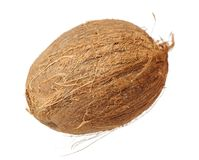 Dried coconut Royalty Free Stock Photography
