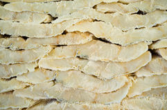 Dried cod Royalty Free Stock Images