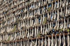 Dried codfish Stock Photography
