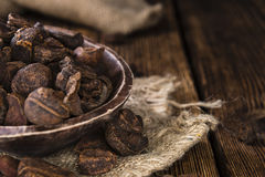 Dried Cola Nuts Royalty Free Stock Image