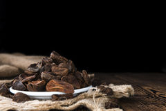 Dried Cola Nuts Stock Photos