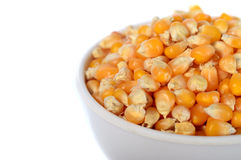 Dried Corn Royalty Free Stock Photo