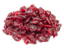 Dried Cranberries Stock Photos