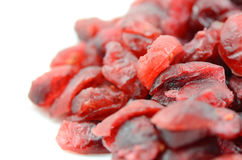 Dried Cranberries. Stock Photo