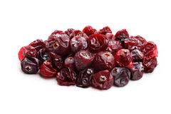 Dried cranberries Royalty Free Stock Photo