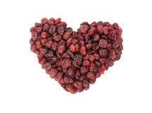 Dried Cranberry Royalty Free Stock Images