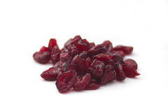 Dried cranberry fruits Stock Photos