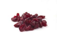 Dried cranberry fruits Stock Photos