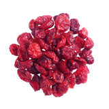 Dried cranberry Stock Photo