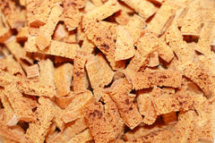 Dried crusts Royalty Free Stock Photo
