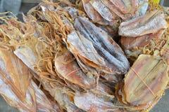 Dried Cuttlefish Stock Photos