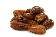 Dried date fruit Royalty Free Stock Photo