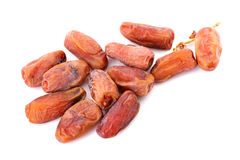 Dried date fruit Royalty Free Stock Image