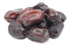 Dried date fruits Stock Images
