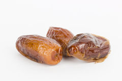 Dried date Royalty Free Stock Photos