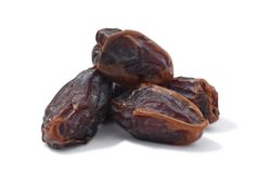 Dried dates Royalty Free Stock Photo