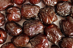 Dried dates Stock Photos