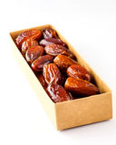 Dried dates Stock Image