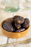 Dried dates Royalty Free Stock Photography