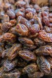 Dried dates Fruit Royalty Free Stock Photography