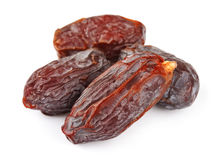 Dried dates Stock Photo