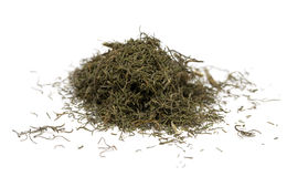Dried dill Royalty Free Stock Photography