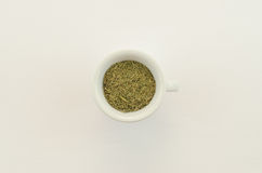 Dried dill Stock Image