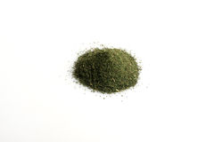 Dried dill seasoning Royalty Free Stock Image