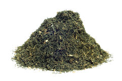 Dried dill weed Stock Photo
