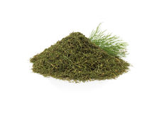 Dried dill Royalty Free Stock Photo