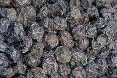 Dried ebonys Royalty Free Stock Photography