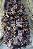 Dried eggplant Royalty Free Stock Photos