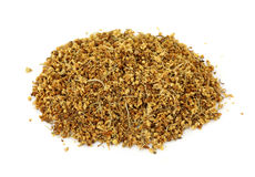 Dried elder flower tea Stock Photo