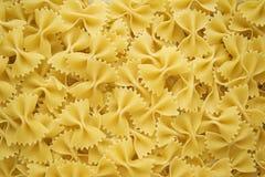 Free Dried Farfalle Bow Tie Pasta Stock Image - 13161751