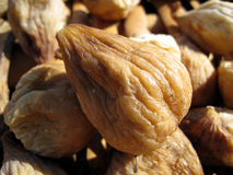 Dried figs 12. Very many figs for drying Royalty Free Stock Image