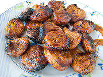 Dried figs. Royalty Free Stock Image