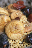 Desiccated fruit Stock Images