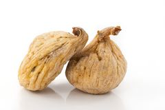 Dried figs Royalty Free Stock Photography
