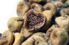 Dried Figs Stock Image