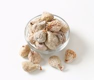 Dried figs Stock Photo