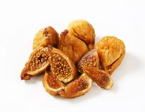 Dried figs Royalty Free Stock Image