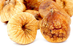 Dried figs. Royalty Free Stock Photo