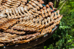 The Dried Fish Stock Images