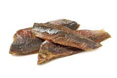 Dried fish fillets Royalty Free Stock Photo